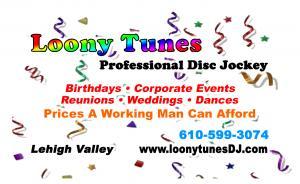 Loony Tunes DJ